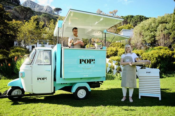 Hire POP! for your next event!  www.popmobilebar.com