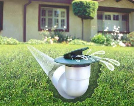 The Pop Up Drain Emitter And Its Importance