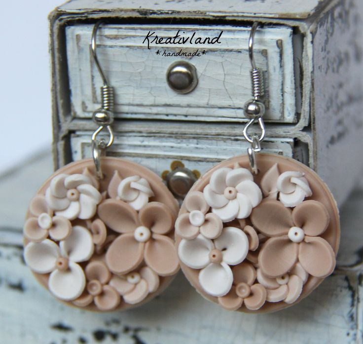 Potpourri #7 - handcrafted from polymer clay (own design)