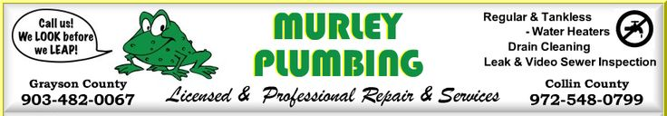 Plumber Allen Texas – Murley Plumbing – Master Plumber serving Allen Texas and Grayson and Collin County of the North Dallas Texas Area #master #plumber #allen #tx, #plumbing #company, #plumbing #service, #plumber, #murley #plumbing, #plumber, #plumbers, #plumber #dallas, #plumber #grayson #county, #plumber #dennison, #plumber #dennison #tx, #drain #repair, #repipe, #remodels, #tankless #water #heaters, #water #heater, #residential, #commercial, #repair, #repairs, #remodel, #remodeling…