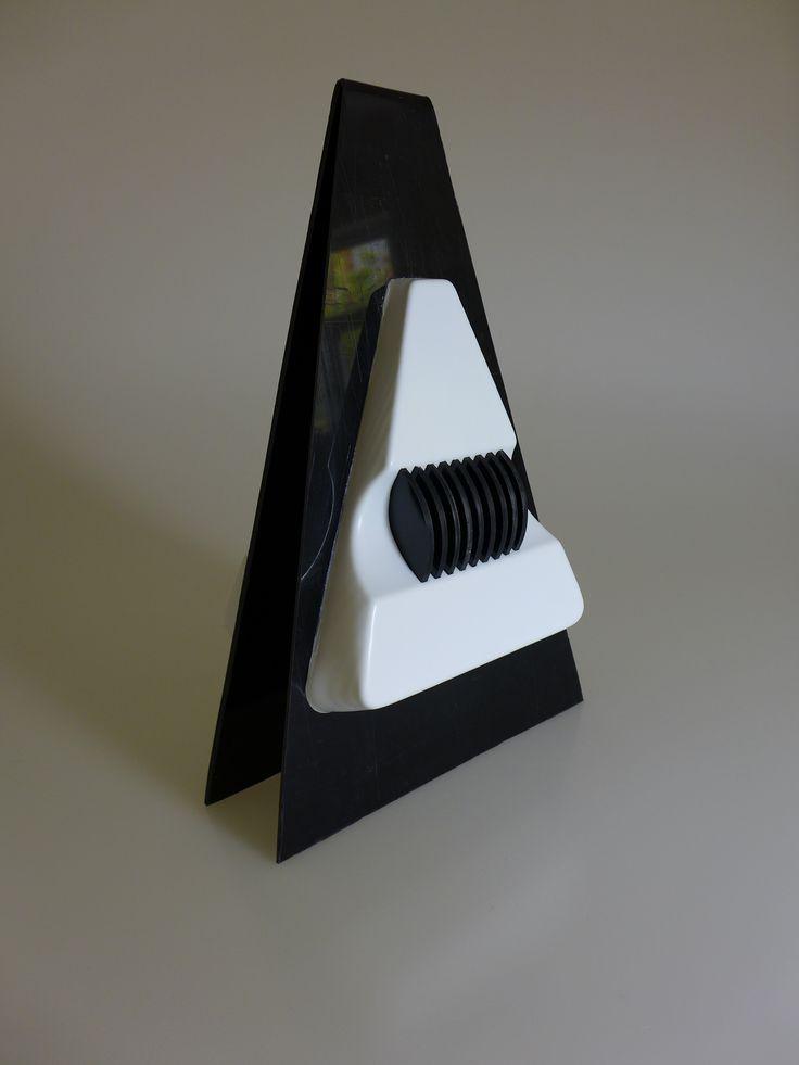 Tvarová priestorová kompozícia - vákuovo tvarovaný plas
