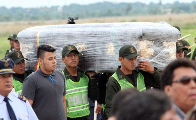 Brazil Grieves For Football Team Killed In Crash #brazil #grieves #football #killed #crash