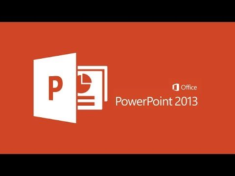 Tutorial PowerPoint 2013 Ep.1 - Interfata