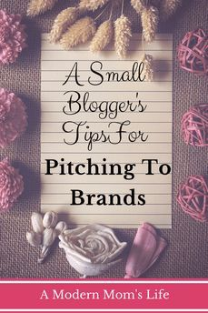 The Ultimate Pinterest Party, Week 179   A Small Blogger's Tips For Pitching To Brands #influencer #brands #momblogger