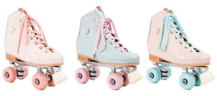 Patins Vintage da Antix: patins com toque retrô e qualidade profissional!