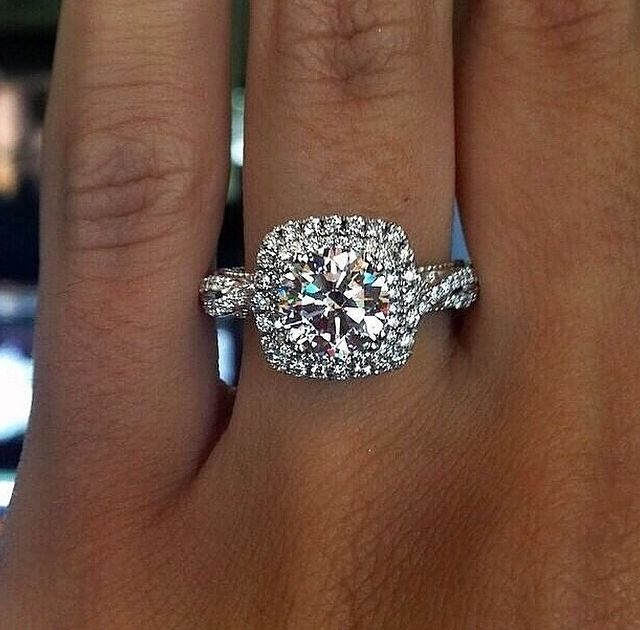 this is perfect - Huge Wedding Ring