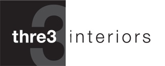 Thre3 Interiors Logo