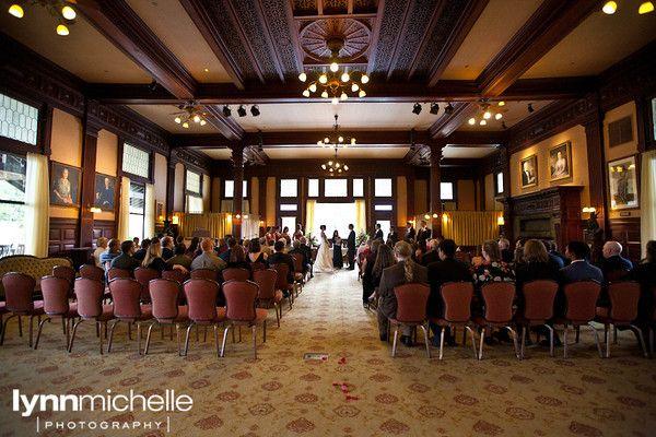 Upstate New York Wedding Beautiful Interior Design Rich Dark Colors Mohonk Mountain House