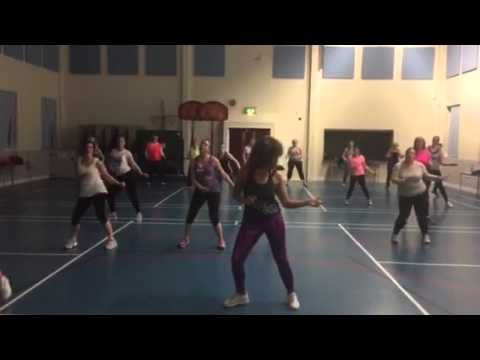 Kiss by Prince Zumba fitness - YouTube