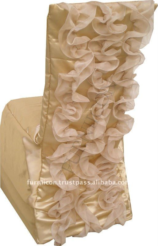 Ruffled Wedding Chair Covers   Buy Elegant Chair Covers For Weddings Beautiful  Ruffled Chair Covers Ruffled Chair Covers For Weddings Product on  Alibaba com594 best Wedding  Wedding Chairs Covers and Floral  and Table  . Seat Covers Chairs Wedding. Home Design Ideas