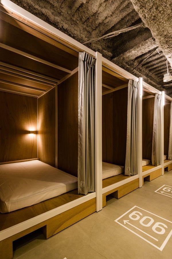 Designer dorms at Bunka Hostel Tokyo attract so-called flashpackers - News - Frameweb