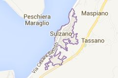 Mappa di: Sulzano Italia