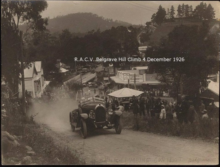 Belgrave Terry's Hill (1926)