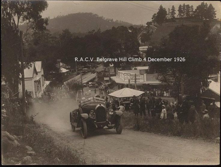 Belgrave Terry's Hill (1926)