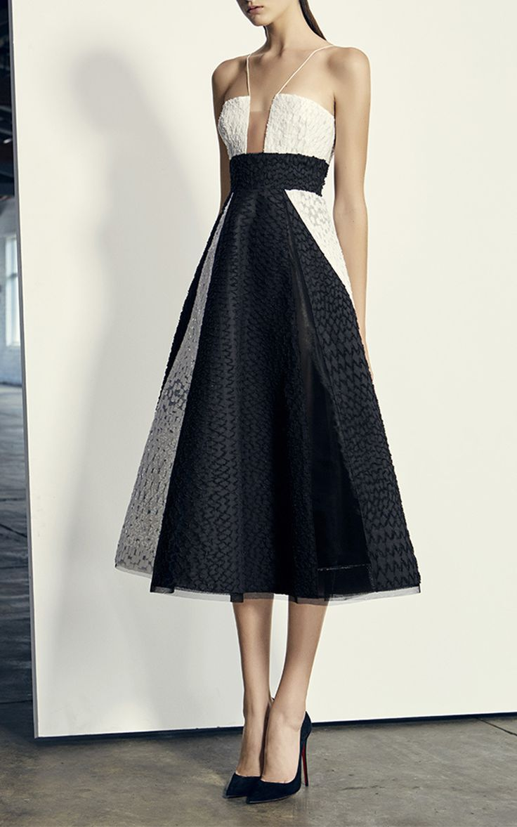 Dalton Sequin Detail Midi Dress by ALEX PERRY for Preorder on Moda Operandi
