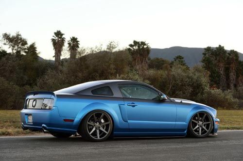 Crosstown Traffic: Larry Ashley's 2005 Mustang GT commuter ride