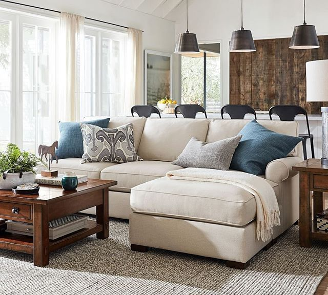Laid Back And Casual Mypotterybarn Potterybarn
