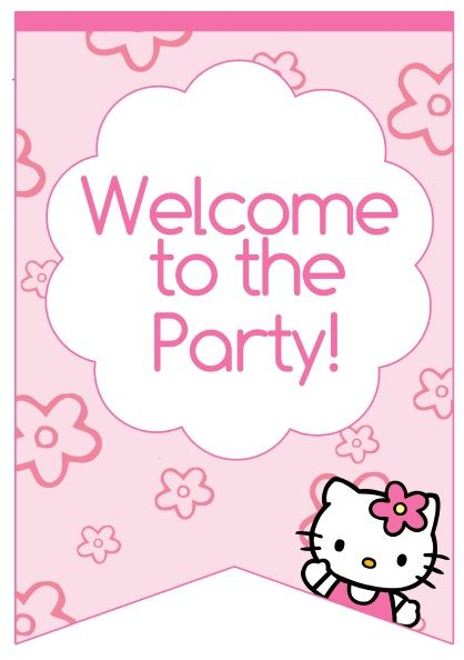 201 best Hello Kitty Birthday Printables images on Pinterest - best of coloring pages hello kitty birthday
