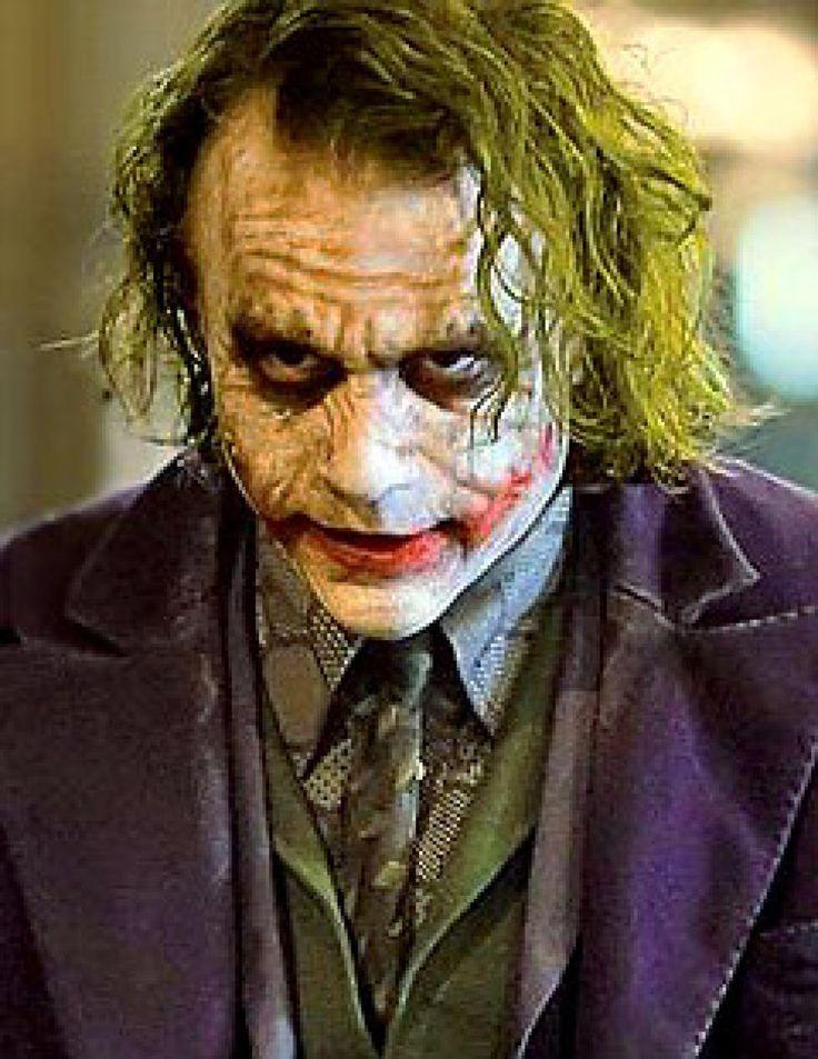 Jack Nicholson warned Heath Ledger on 'Joker' role - NY Daily News