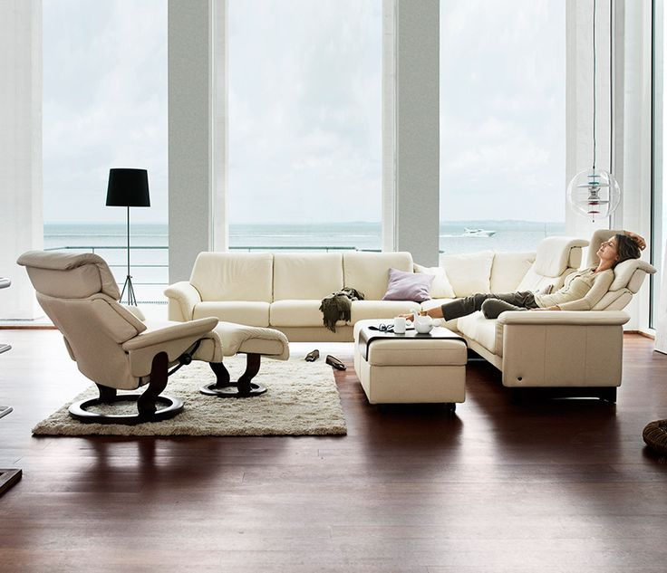 Furniture Design, The Elegance Room With The Low Back Sofa Also Beautiful  Floor Lamp Also Beautiful Small Carpet Also Beautiful Innovation Design  Idea: The ...