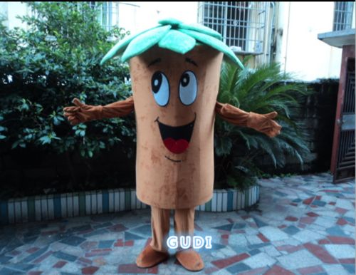 Hot Sale!High quality tree cartoon mascot costumes Halloween party adult size