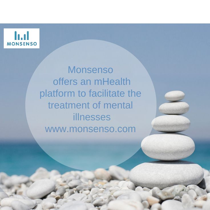 Until now, the effective treatment of mental disorders has been a challenge since there are common misunderstandings around a patient's symptoms. The mHealth platform developed by Monsenso helps mental healthcare providers improve patients' treatment.