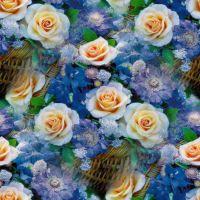 Бесшовные цветочные фоны для дневников и блогов. Обсуждение на LiveInternet - Российский Сервис Онлайн-Дневников