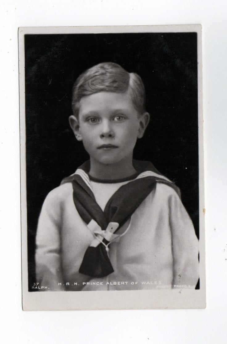 Prince Albert of Wales (King George VI)