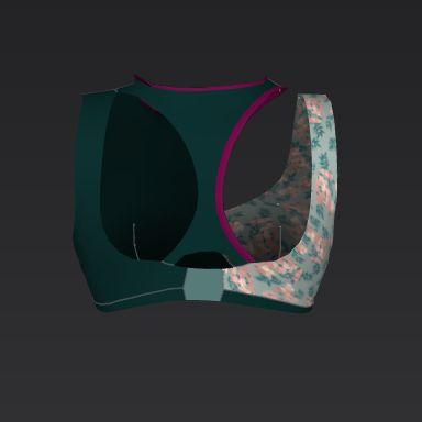 Asymmetry -Lingerie Design (2017) on Behance