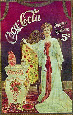 BEVERAGE 1905: Coca Cola