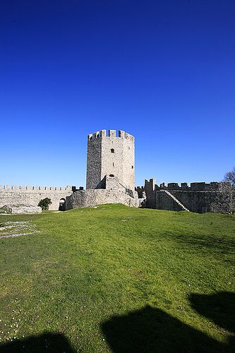 This is my Greece | Castle of Platamonas is a Crusader castle (built between 1204 and 1222) in northern Greece and is located southeast of Mount Olympus