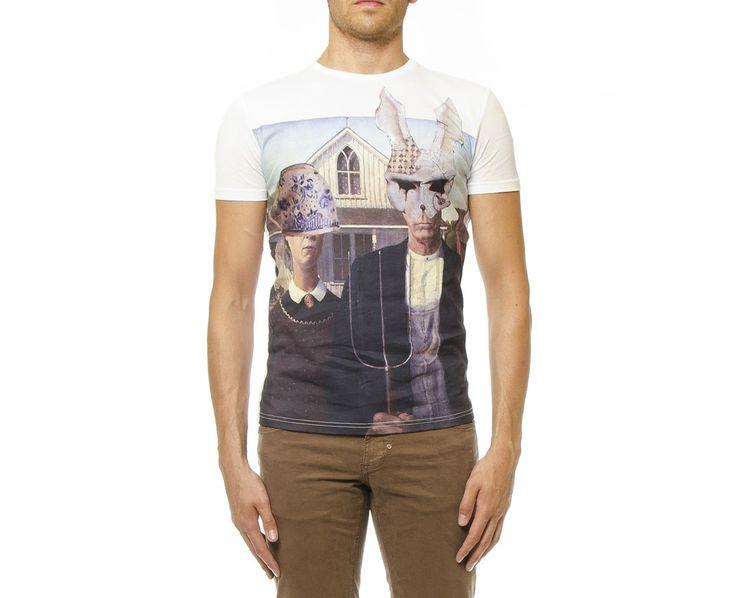 Camiseta British Delantero, Antony Morato - Mi and Mall #MIMALLSHOP
