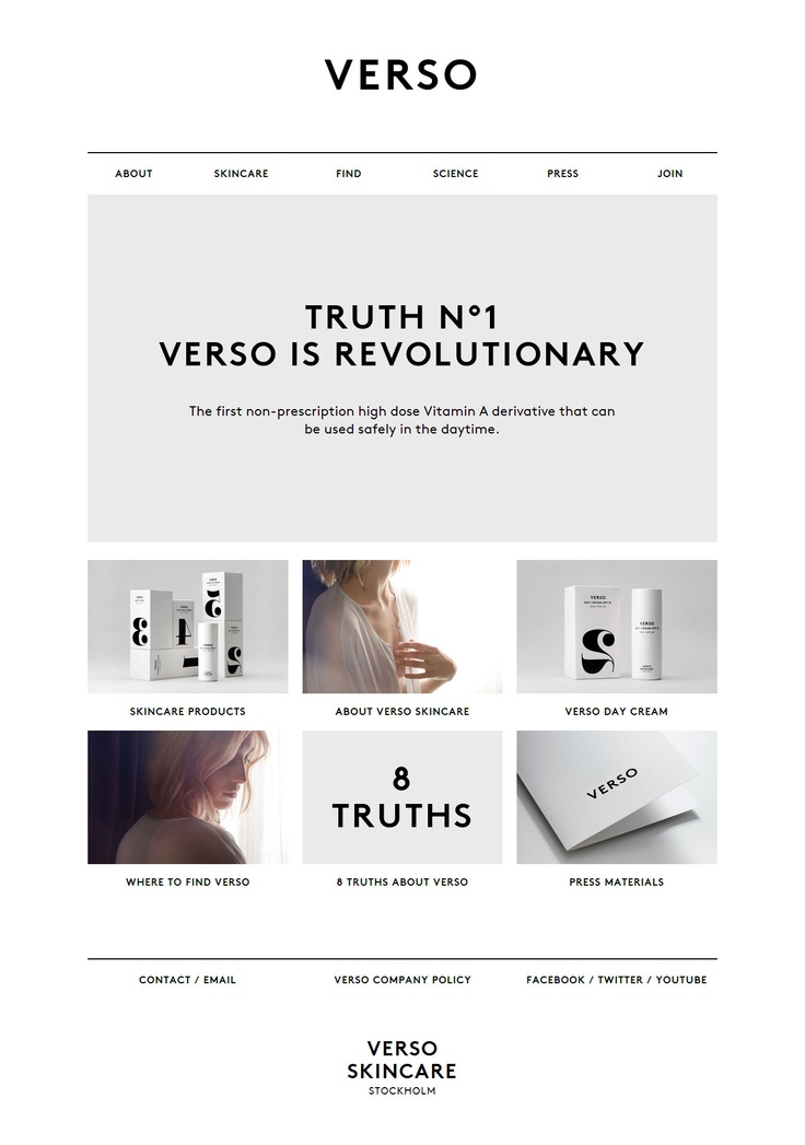 http://www.versoskincare.com/ more on http://html5themes.org