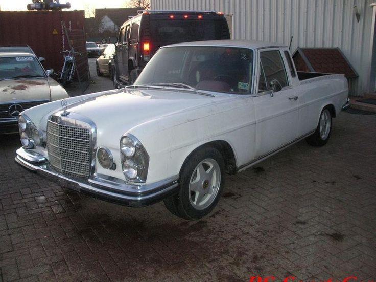 /Mercedes-Benz-S-280 1967-Oldtimer-Pick-Up