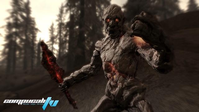Expansion Dragonborn Addon DLC Skyrim 5 Reloaded
