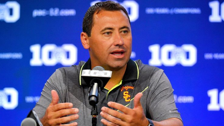 Ex-USC coach Steve Sarkisian to meet with Alabama officials