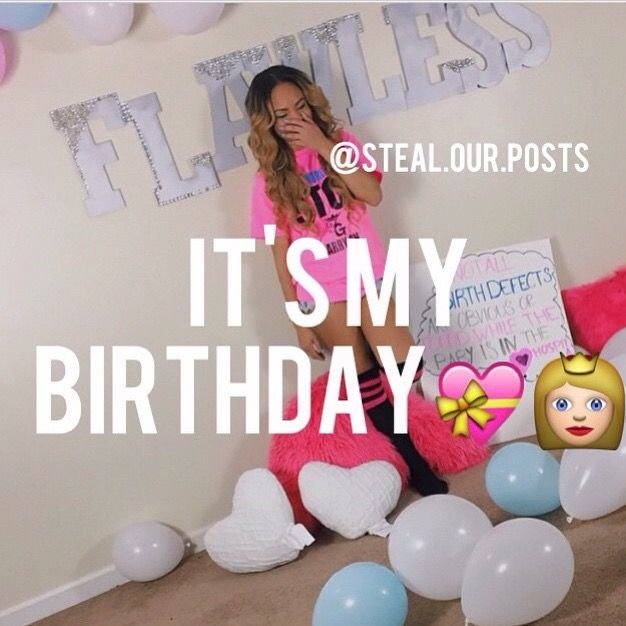 birthday message for friend instagram who shares the same