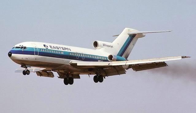 Eastern Airlines Boeing 727-200