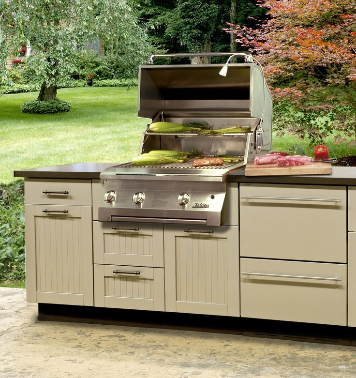 Outdoor Cabinets By Danver Outdoor Kitchens Can Installed To Existing  Patios In Virginia And Decks In