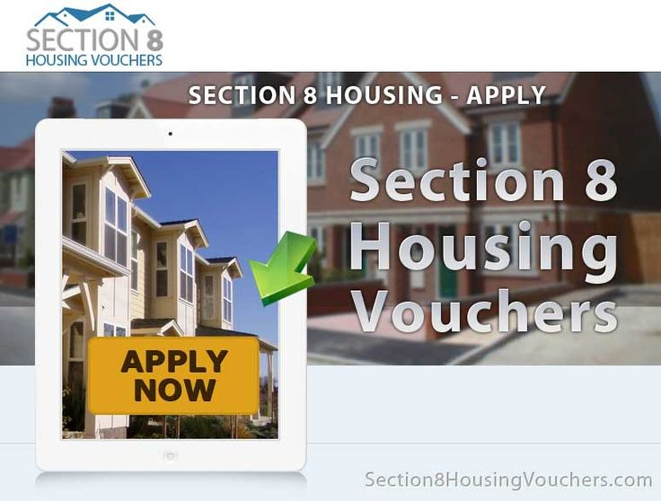 Section 8 Housing Vouchers
