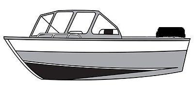 22' Aluminum Fishing Boats