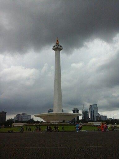 National Monumen - Jakarta