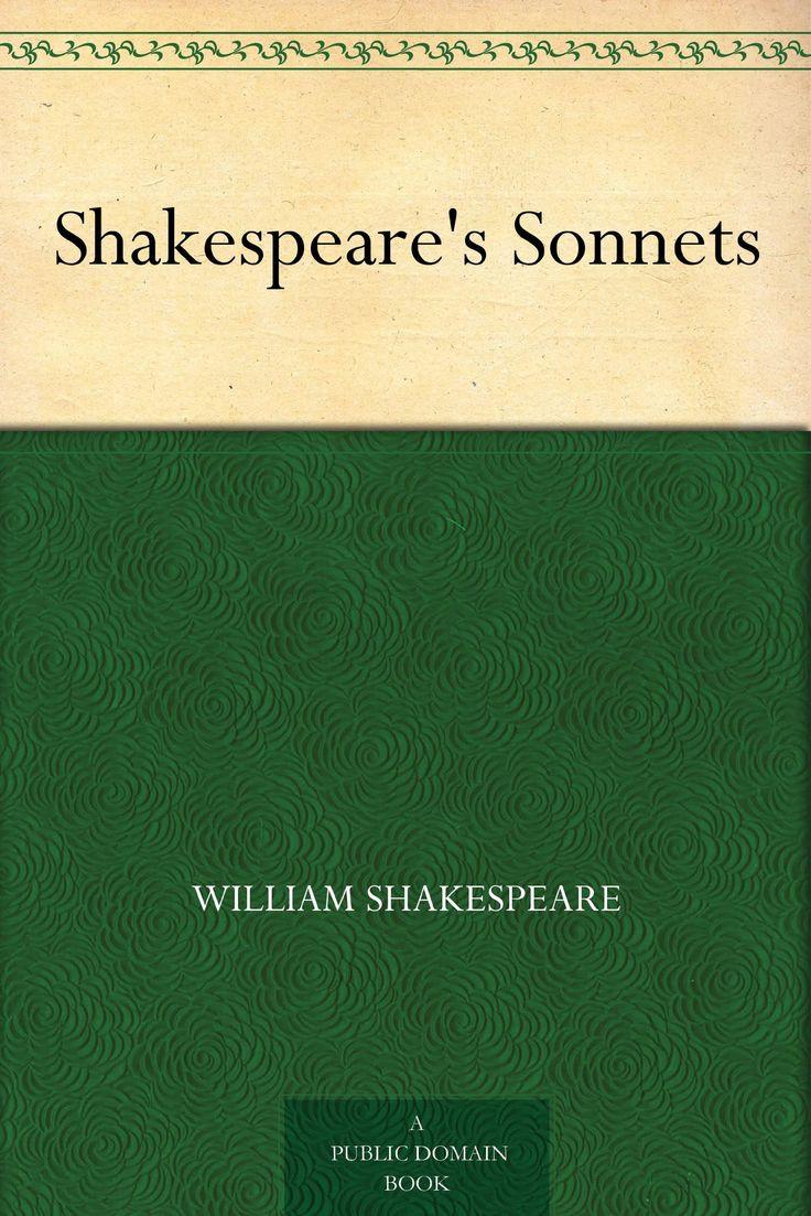 Shakespeare's Sonnets (William Shakespeare)