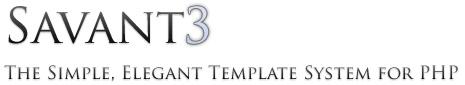 Savannt3 - template engine