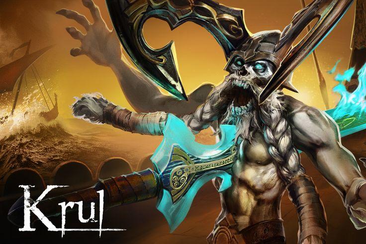 VainGlory - Krul