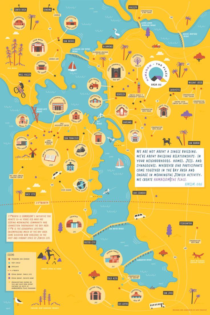 Illustrated Map Maker — Nate Padavick in 2020