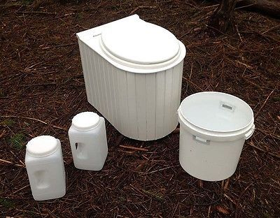 how to use a composting toilet