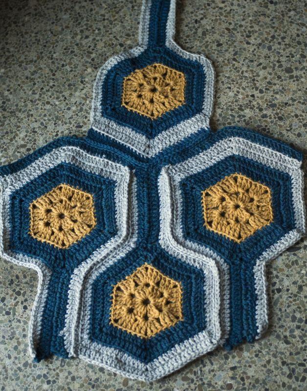 The Shining Crochet Pattern By Kraftling Art Drawing