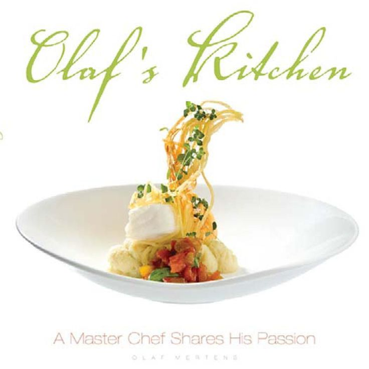 Olaf's kitchen a master chef shares his passion