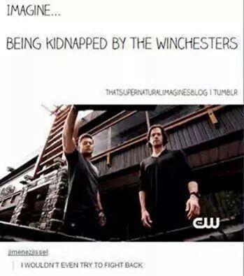 """""""I'm cool with this. always wanted to be inside the impala now look what I've accomplished!"""""""